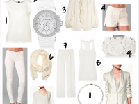 The Southernista: Add some white to your outfit before Labor Day
