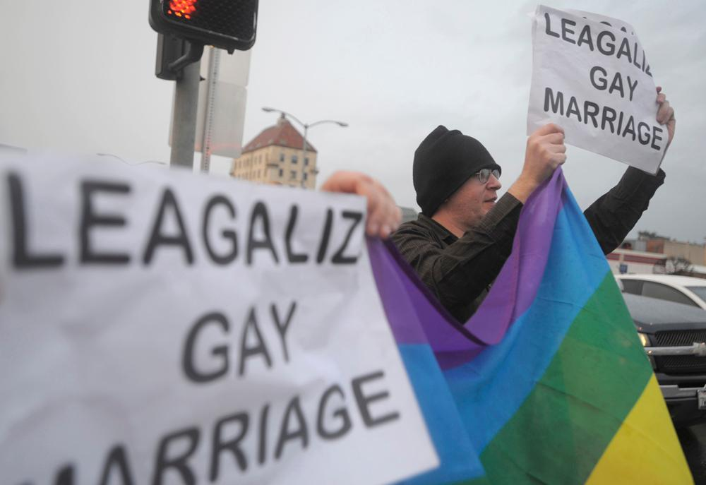Essays Against Gay Marriage