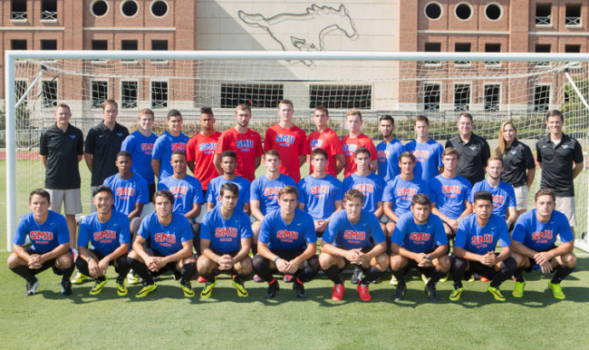 Yassine, company grind out 1-1 tie against Houston Baptist