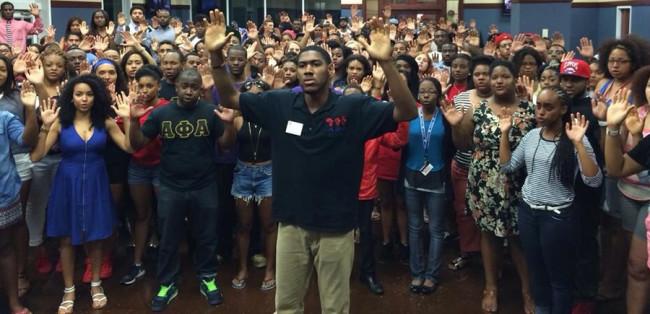 Association of Black Students Respond to Ferguson