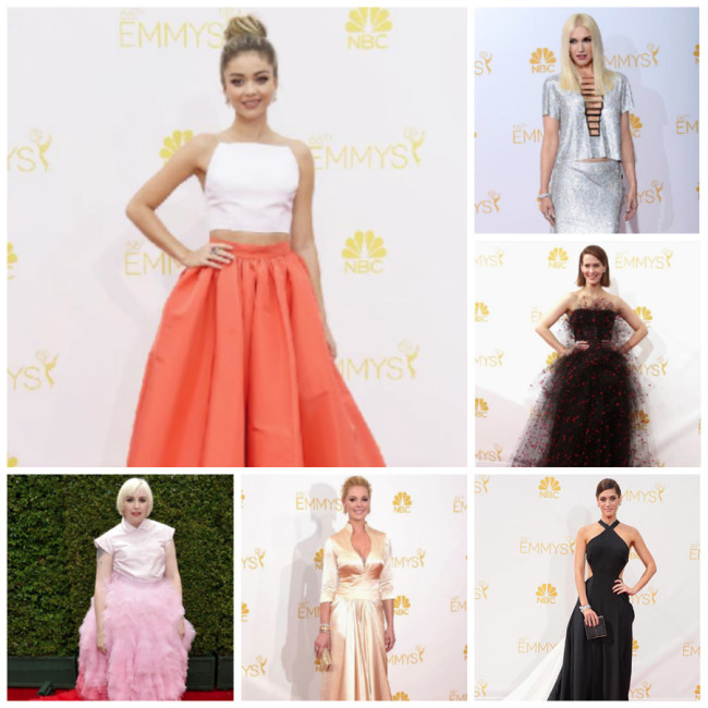 The good, the bad and the ugly of the Emmys red carpet