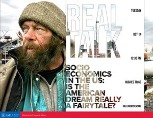 Real Talk : Socio Economics
