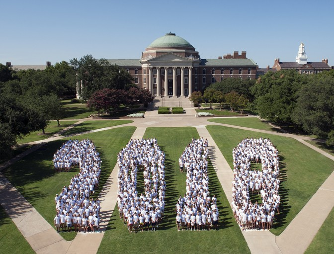 A First Years Look At College And Smu