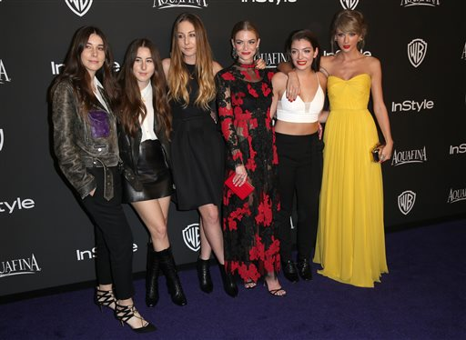 72nd Annual Golden Globe Awards - InStyle and Warner Bros. Afterparty