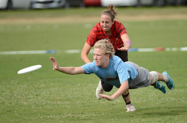 girls on the field how ultimate frisbee is challenging athletic