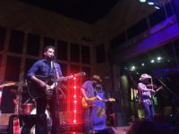 The Turnpike Troubadours performing at the Rustic. Photo credit: Katie Butler