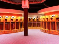 SMU Locker Room