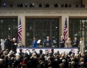 Pulitzer Prize celebrations continue in June at George W. Bush Presidential Center