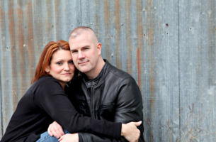 Tiffany and Mark McCullers