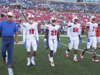 Mustangs prepare for the Iron Skillet showdown. Photo credit: SMU Football Facebook page