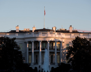 The White House, where president-elect Donald Trump will take over in January 2017. Photo credit: Getty Images