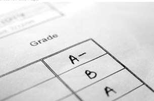 Report Card Photo credit: Getty Images