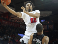 'Desperation' and second half 'grit' helps No. 19 Mustangs survive Tulane, 80-75