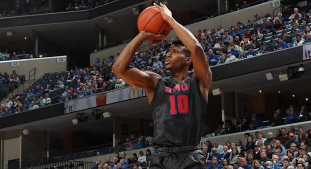 SMU toughs one out in Philadelphia, beats Temple 66-50