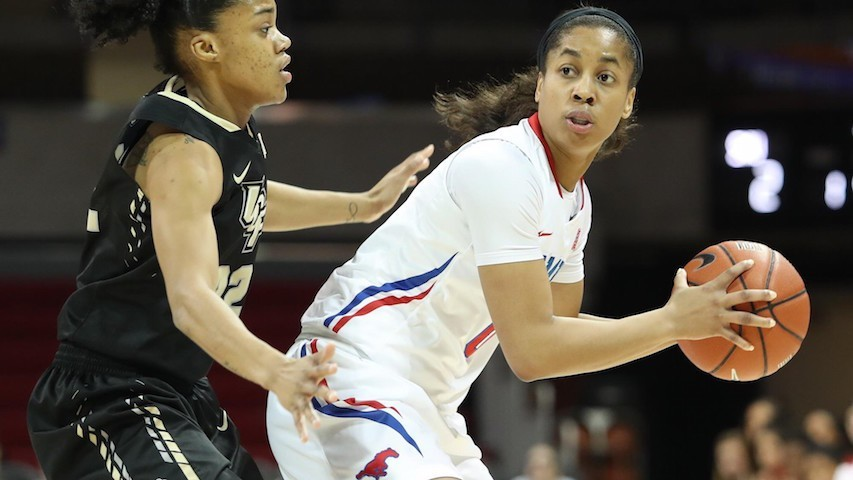 SMU falls to UCF, 63-37, in final road game of season ...