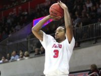 Brown's career-high lifts Mustangs over Tulsa, 76-53