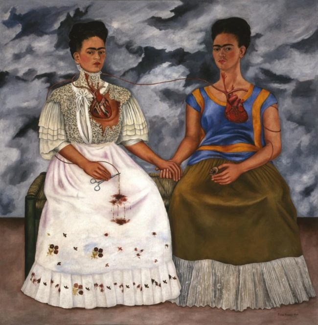 Frida Kahlo_The Two Fridas (Las dos Fridas).jpg
