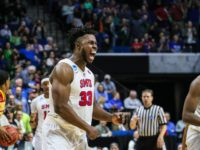 SLIDESHOW: SMU Basketball vs USC in NCAA Tournament
