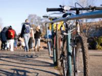 Best way to get around campus: walk, bike or skate?
