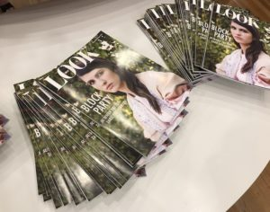 SMU LOOK Magazine launch Spring Issue
