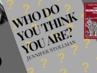 Who Do You Think You Are? lecture with Jennifer Stollman Photo credit: Embrey Human Rights Program