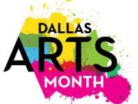 Photo credit: Facebook: Dallas Arts Month