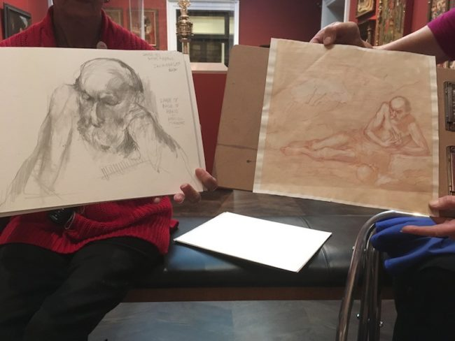 Drawing With The Masters 2