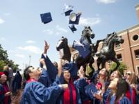 SMU graduates Photo credit: SMU Website