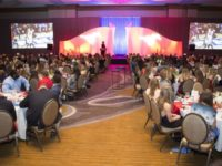 SMU Athletics hosts the annual Pony Awards to honor student-athletes. Photo credit: SMU Athletics
