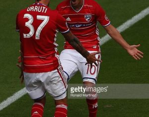 FC Dallas is looking to make the playoffs for a fourth straight season. Photo credit: Getty Images