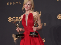 Celebrities sparkle on the Emmy's 2017 red carpet