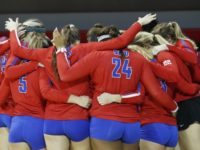 Volleyball starts strong in conference play