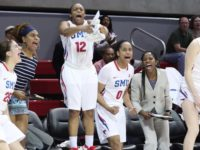 Last season, the Mustangs advanced to the third round of the WNIT. Photo credit: SMU Athletics