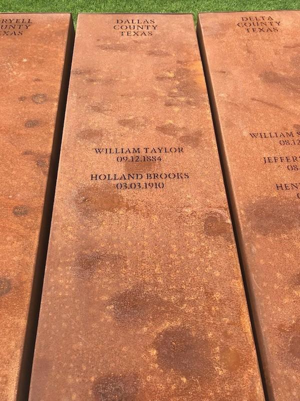 Dallas Plaque William Taylor Holland Brooks.jpg