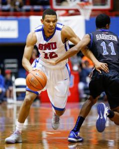 Tulsa SMU Basketball