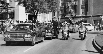 JFK That Awful Day