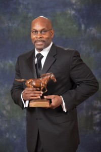 Mustang great, Russell Carter. (Courtesy of SMU Media)