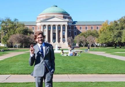 Will Jones is running unopposed for Student Body Secretary. Photo credit: Will Jones