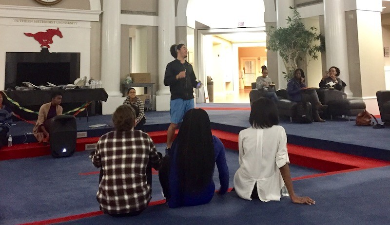Students celebrate Black History Month through African culture and art