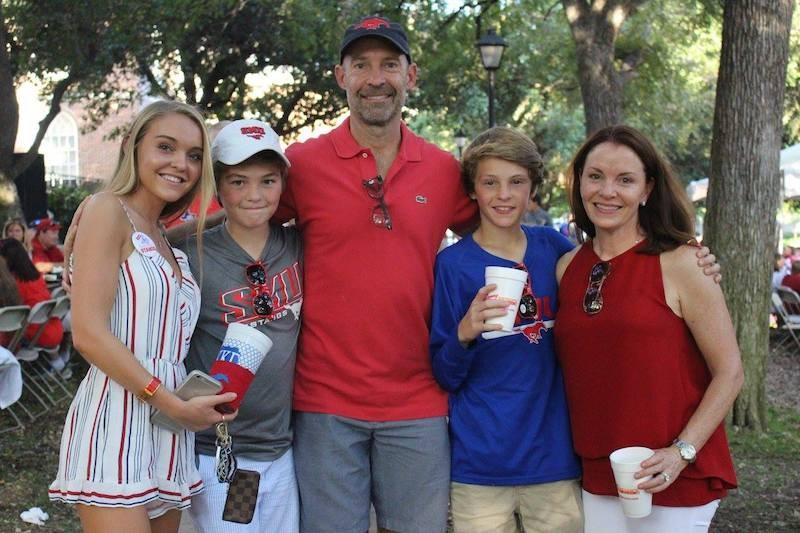 How to make the most of Family Weekend at SMU