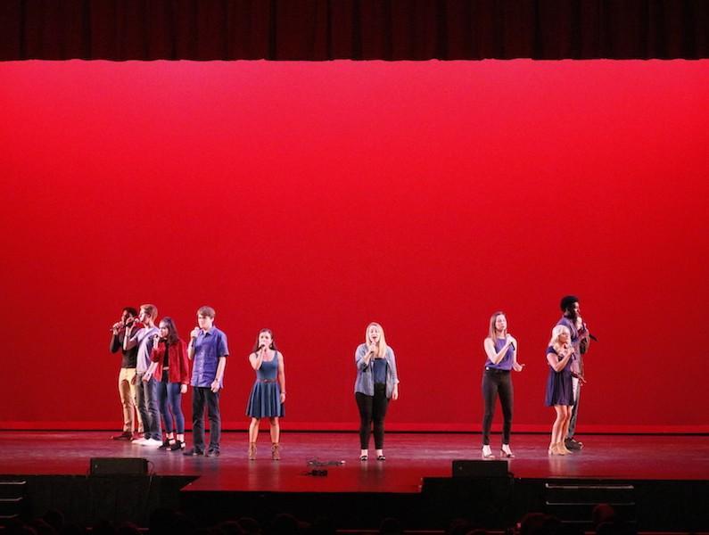 Talent show reveals stars at SMU