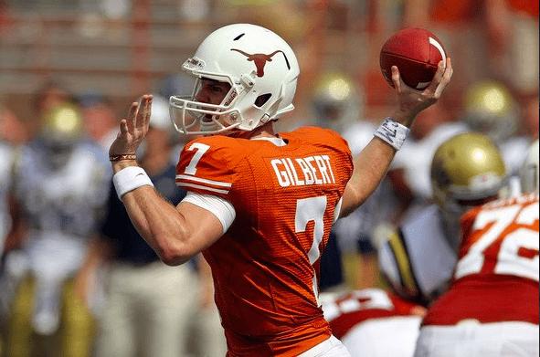 Garrett Gilbert