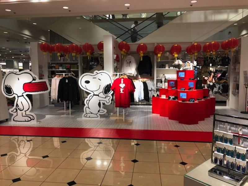 48f0310ad8bf Nordstrom s newest pop-in shop is inspired by Chinese New Year