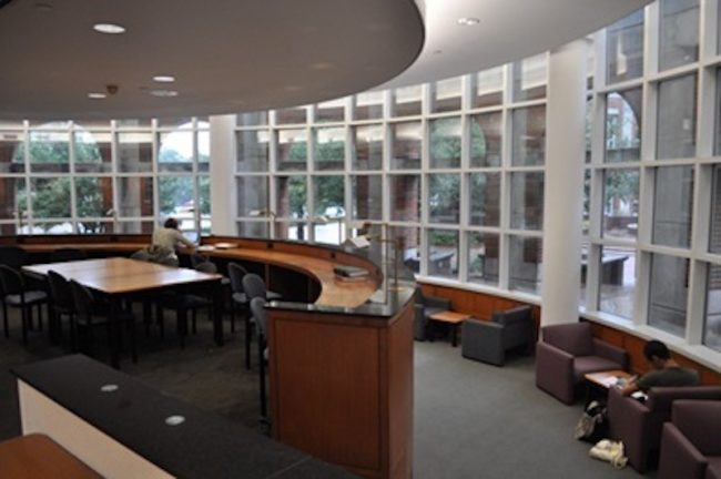 Underwood Law Library