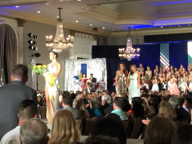 Alayah Crowning Miss Texas USA 2018.png