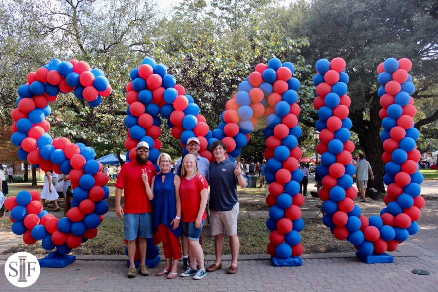 All things FAMILY: What you can do at SMU during Family Weekend