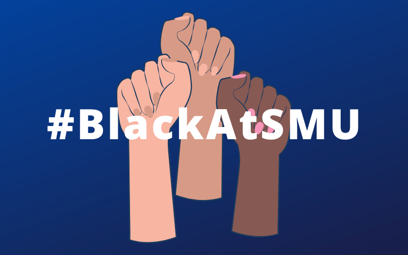 Students Use #BlackAtSMU to Speak Out About Experiences On Campus