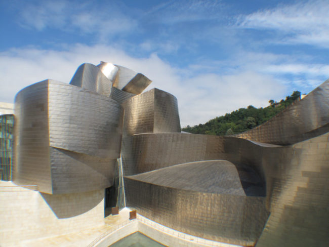 """""""Museo Guggenheim Bilbao"""" by Sinsistema is licensed under CC BY-NC-SA 2.0"""