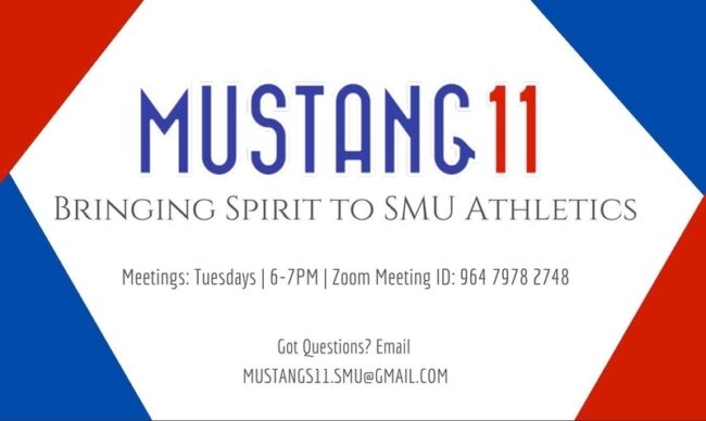 Mustang11 oficial meeting flyer